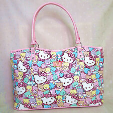 HelloKitty Zipper Bear Handbag Tote Shoulder Bag 2017  New  Pu Multi-Color