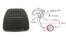 Clutch Pedal Pad fits (for) Infiniti G, Lexus ES, SC, various Toyota & Nissan