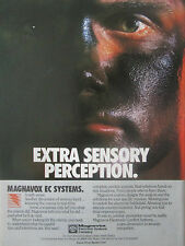 10/1991 PUB MAGNAVOX ELECTRONIC SYSTEMS ELECTRONIC WARFARE EC SYSTEMS AD