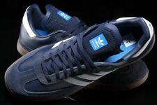 Adidas Samba  Mens 10.5  Navy Blue Leather / Suede NEW ADV Hamburg spezial trimm