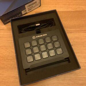 ELGATO Stream Deck Boxed Live Stream Content USB Controller 15 Key M Buttons