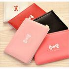 Women Girls Bowknot Business ID Credit Cute Card Pocket Bag Wallet Holder Case