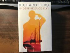 Independence Day Signed by Richard Ford 1st UK Hardcover w/ Dust Jacket 1995