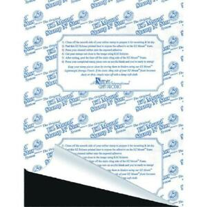 EZ Mount Static Cling Mounting Foam Thin  For Stamps Already with Foam