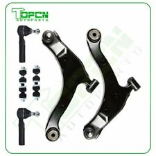 6pcs Lower Control Arm Outer Tie Rods Sway Bar For 2001-2010 Chrysler PT Cruiser