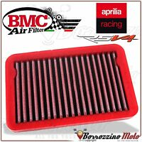 FILTRO DE AIRE DEPORTIVO BMC FM563/08RACE MOTO APRILIA RSV4 FACTORY 2009>2012