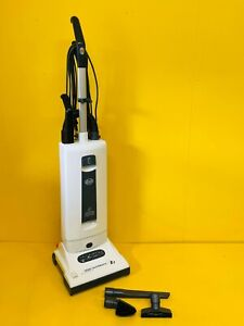 SEBO AUTOMATIC X1.1 WHITE - UPRIGHT VACUUM CLEANER - *SERVICED & READY TO USE!*