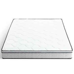 Durable 1 Piece Twin-XL Size High-Quality Innerspring Mattress Beautiful 8 Inch