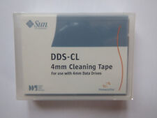 Sun Microsystems DDS 4mm DAT Cleaning Tape/Cartridge DDS-CL M-DDSCL NEW