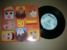 THE BELLE STARS - 80'S ROMANCE / IT'S ME..UK.STIFF BUY 200 *DJ/PROMO * IN P/C