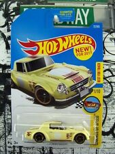'17 HOT WHEELS DATSUN FAIRLADY 2000 NEW IN BOX LEGEND OF SPEED SERIES