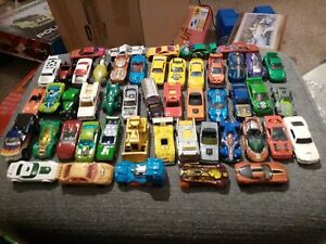 Hot Wheels Job Lot Bundle 49 Cars