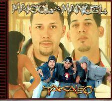 Maicol & Manuel Yakaleo    BRAND  NEW SEALED CD