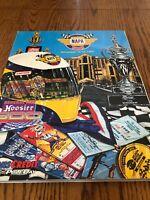 1995 NAPA 500 Program Book Atlanta Motor Speedway NASCAR Martin Earnhardt, Sr