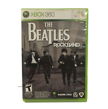 XBOX 360 The Beatles Rock Band Video Game