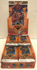 1993-94 Upper Deck Pro View NBA 3-D Cards 4-Pack Lot - Brand New and Sealed