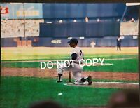 MICKEY MANTLE YANKEES 8X10 COLOR HIGH QUALITY GLOSSY FROM ORIGINAL NEGATIVE