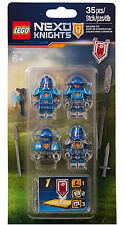 LEGO 853515 NEXO KNIGHTS Army-Building Set (4 minifigures)