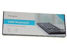 Targus AKB30USZ USB Corporate Keyboard - Black