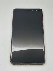 Nokia 6.1 TA-1045 - 32GB - Copper Black (AT&T) *Check IMEI*