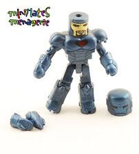 Marvel vs Capcom 3 Minimates TRU Toys R Us Exclusive Iron Man