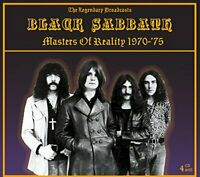 Masters of Reality 1970-75 the Legendary Broadcasts Box 4 CD