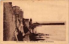 CPA   Cote Vermeille - Collioure (Pyr.-Or.) - Cháteau des Tempilers   (451385)