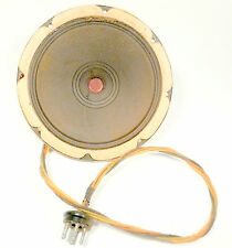 "vintage * SENTINEL CATHEDRAL RADIO part: Working 6 & 1/2"" FIELD COIL SPEAKER"