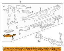 GM OEM Rear Bumper-Corner Pad Right 22900985