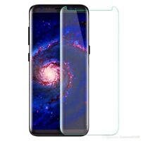 Full 5D Tempered Glass LCD Screen Protector For Samsung Galaxy S8 Case Friendly