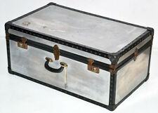 A Vintage Travel Trunk for Storage / Coffee Table - FREE Shipping [PL3273]