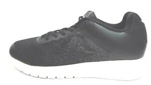 Reebok Size 11 Black Running Sneakers New Mens Shoes