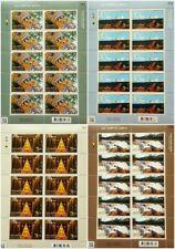 Thailand Stamp 2018 - Set of 4 Sheet, Tourism Promotion (Phitsanulok) #341