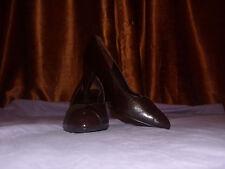 Secretary/Geek Heels 1980s Vintage Shoes for Women