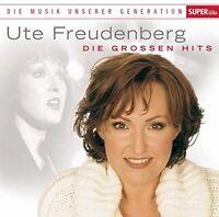UTE FREUDENBERG - MUSIK UNSERER GENERATION (DIE GRÖSSTEN HITS)  CD NEU