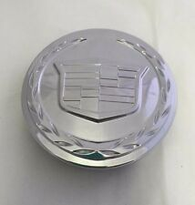 CADILLAC ESCALADE ESV EXT Chrome Center Cap NEW OEM 3.25 inches 9595891