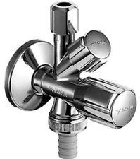 "Schell Kombi-Eckventil Comfort 1/2"" selbstdichtend Geräteventil Spülmaschine"