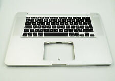 """90% NEW Top Case Topcase with UK Keyboard for Apple Macbook Pro 15"""" A1286 2011"""