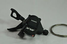 NEW left shifters shimano SLX 3 or 2 speed SL-M670 with link