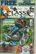 CLASSIC BIKE GUIDE-December 2017 (NEW) *Post included to UK/Europe/USA/Canada