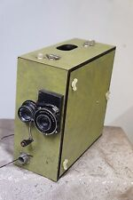 Non-perforated 35mm Long Roll Film Student Camera - German Lenses