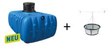 Regenwassertank Flat M 3000l Erdtank Wassertank Zisterne Flachtank 4rain 295115