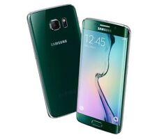 Téléphones mobiles verts Samsung Samsung Galaxy S6 edge