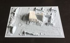 Amera Mouldings Cottage Ruins kit & diorama base 1/72 1/76th for Airfix Revell