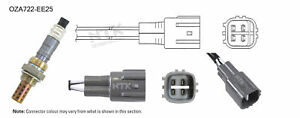 NGK NTK Oxygen Lambda Sensor OZA722-EE25 fits Subaru Forester 2.5 Turbo AWD (SH)