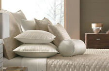 Hotel Collection Woven Texture Coverlet    Full / Queen NEW IVORY