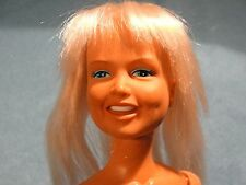 Vintage 1974 Dusty fashion doll by Kenner with original bathing suit