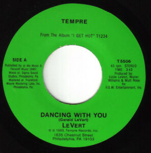 "LeVert - Dancing With You (7"", Single)"