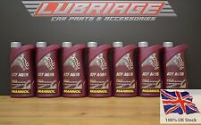 ATF AG 55 7x1L BMW Jaguar Land Rover Automatic Transmission Oil LIFEGUARD 6