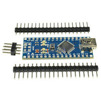 USB Nano V3.0 ATMEGA328P CH340G 5V 16M Micro-Controller Board Kit FOR Arduino IB